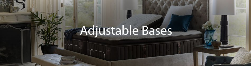 Stearns U0026 Foster Adjustables Banner. Stearns U0026 Foster® Adjustable Bases